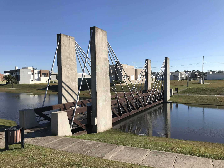 Capão da Canoa Ilhas Resort Lest - Ponte Pedestres