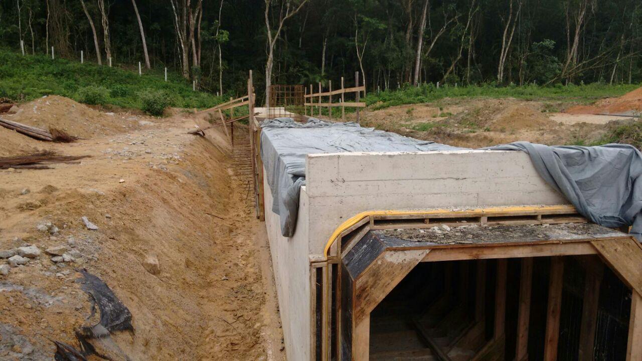 Contorno Florianópolis Km 216 - Galeria BSCC 2x2m