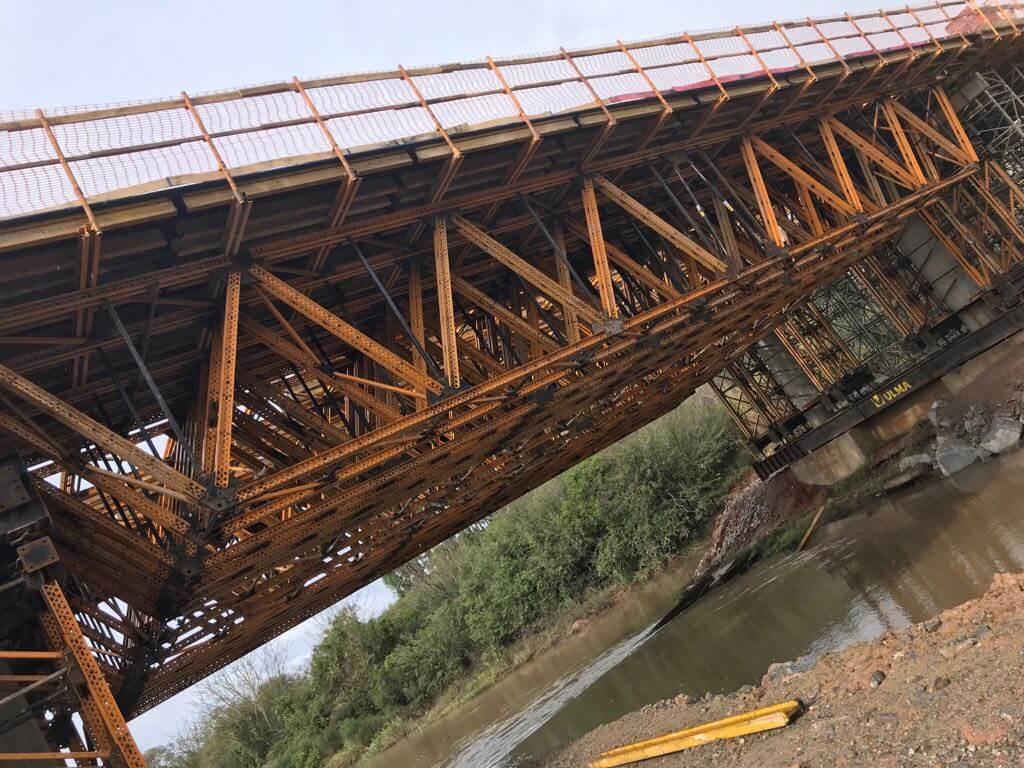 BR 116 - Treliça