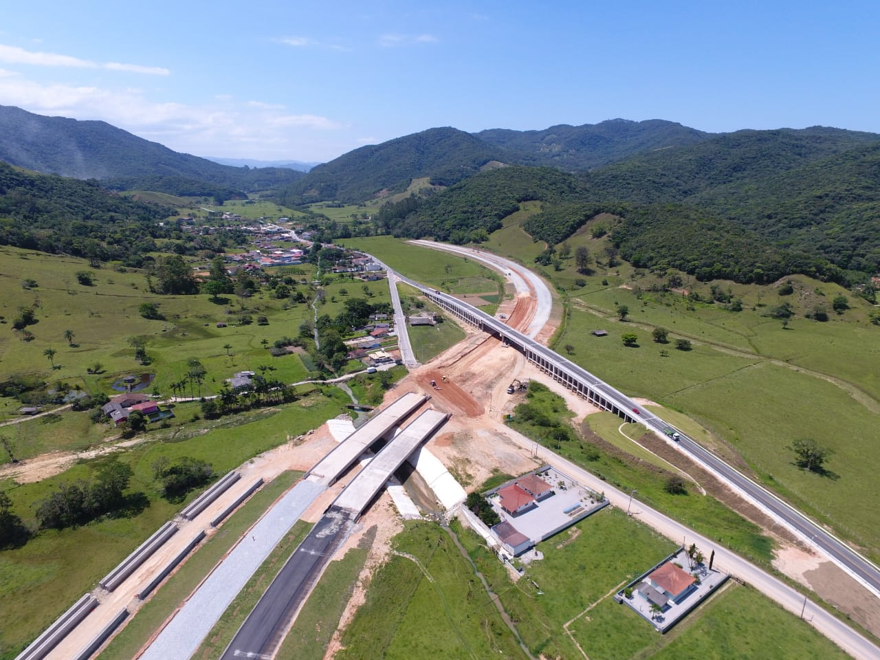Contorno Florianópolis - Obra Pronta