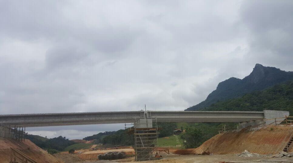 Contorno Florianópolis PSU Km 216 - Tabuleiro