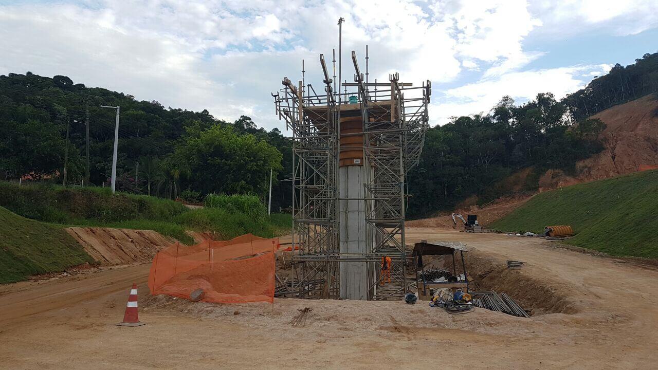 Contorno Florianópolis PSU Km 219 - Pilares