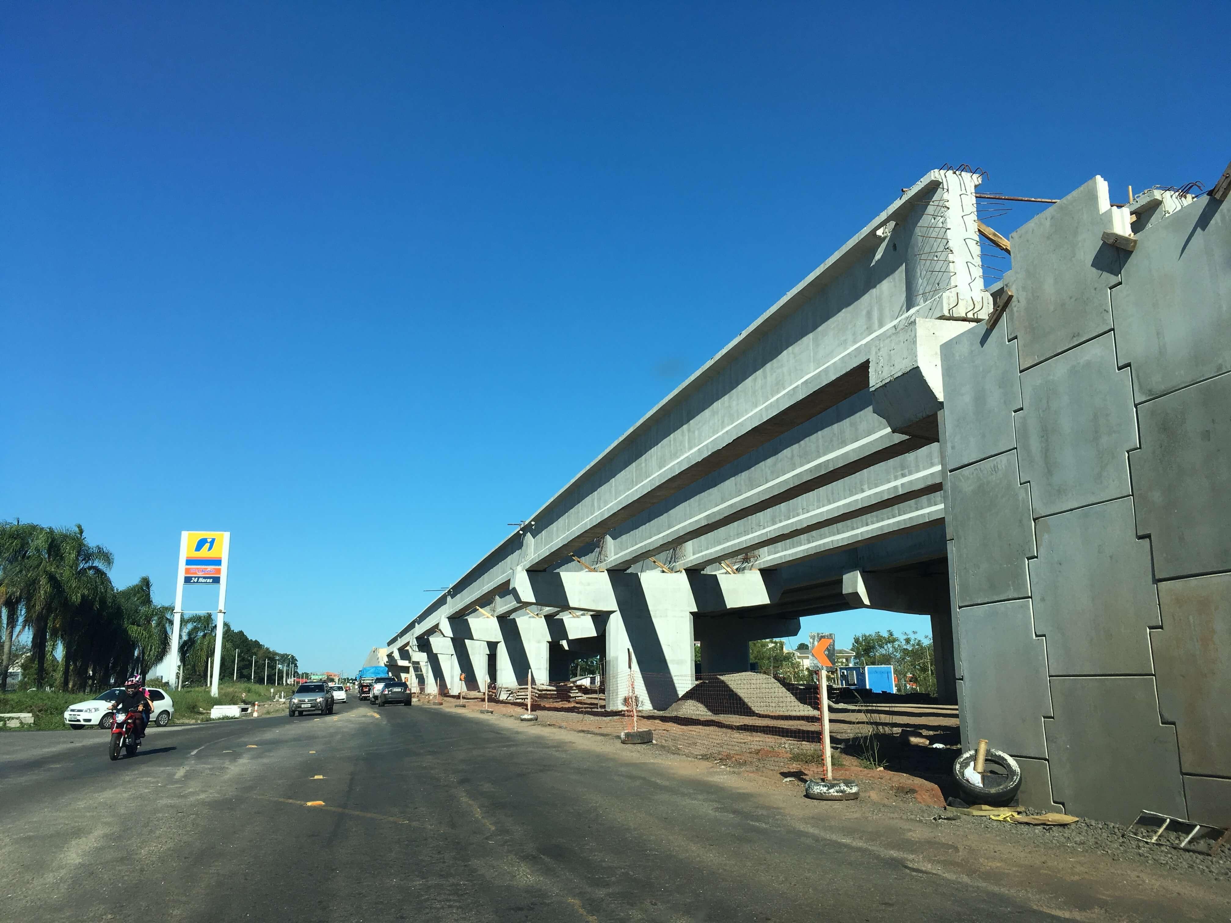 BR 158 - Tancredo Neves - Vigas